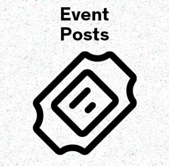 icon representing events